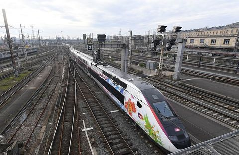 tgt high speed french train