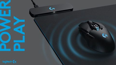 33727963d9a Logitech's Wireless Charging Mousepad Is Pure Genius