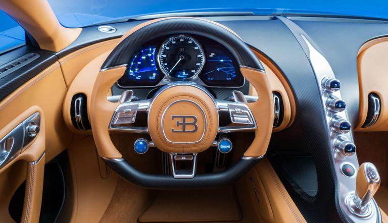 bugatti chiron ride along — driving 261 mph in the bugatti chiron