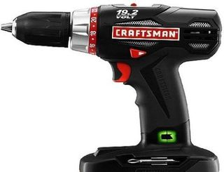 Craftsman C3 19 2 Volt Cordless Lithium Ion 1 Compact Drill Driver 60