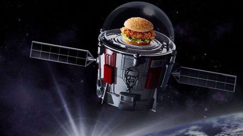 Space Sandwich