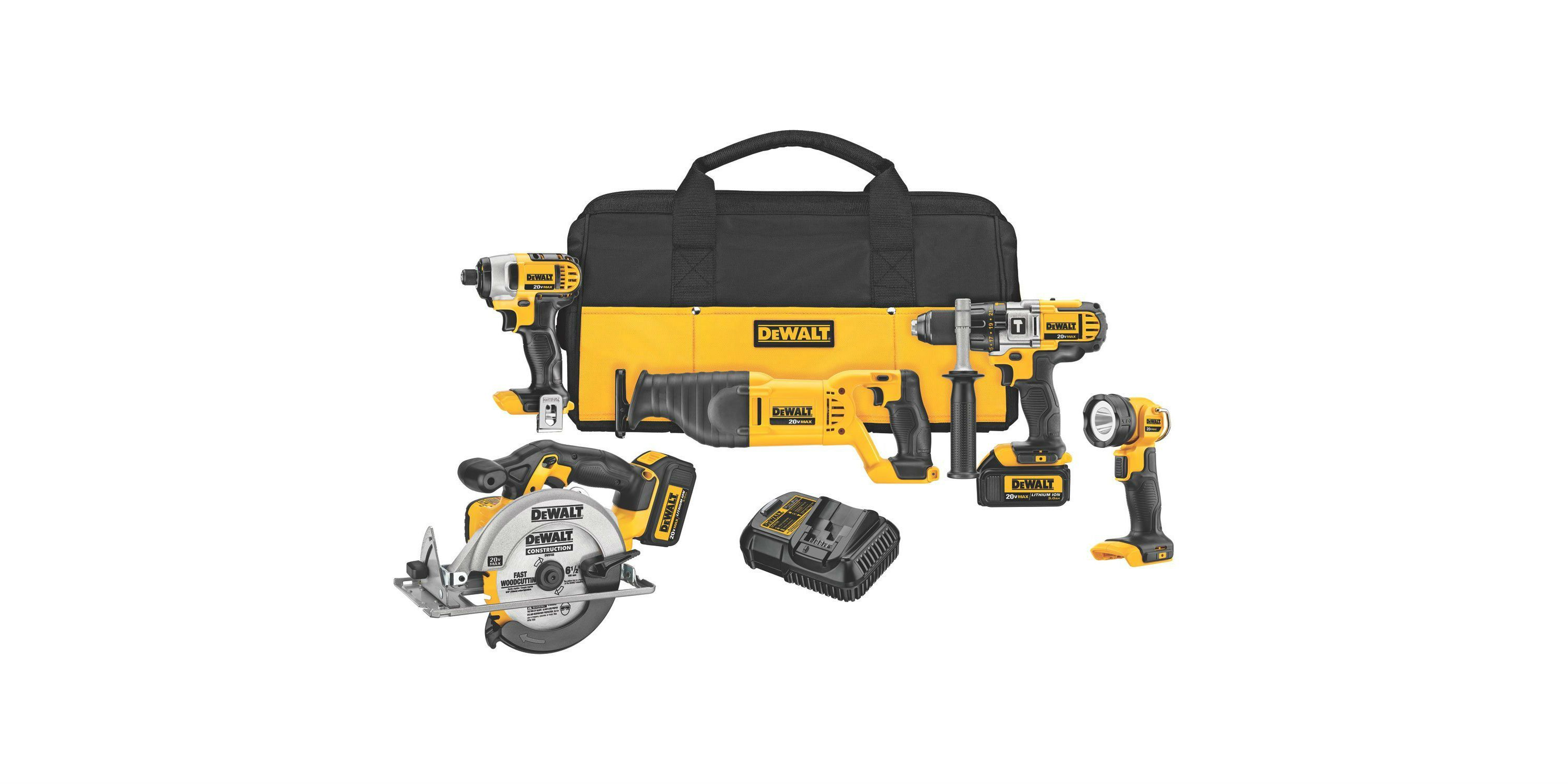 801b07afba1 The Best Power Tool Combo Kits