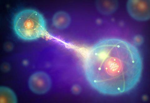 Quantum Particles