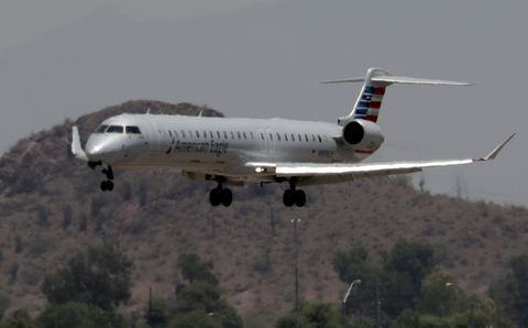 The Southwest's Heat Wave Is So Brutal, Planes Can't Even Take Off