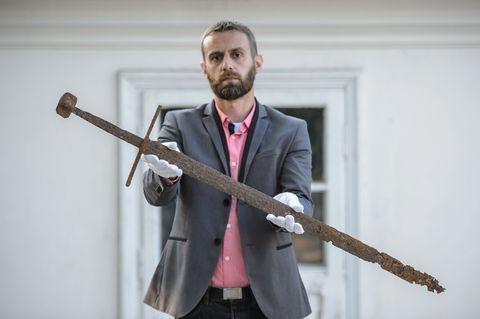 Ancient Polish Sword
