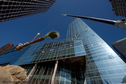 Architecture, Daytime, Skyscraper, Sky, Metropolitan area, Building, Commercial building, Urban area, Real estate, City,