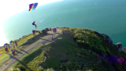 ozone paragliding