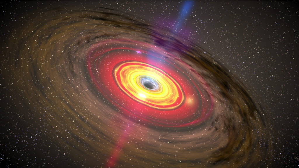 Scientists Found the Building Blocks For Life Around a Young Star