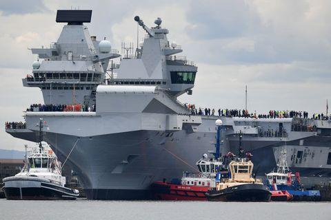 Vehicle, Ship, Naval ship, Warship, Navy, Boat, Watercraft, Battleship, Destroyer, Dock landing ship,