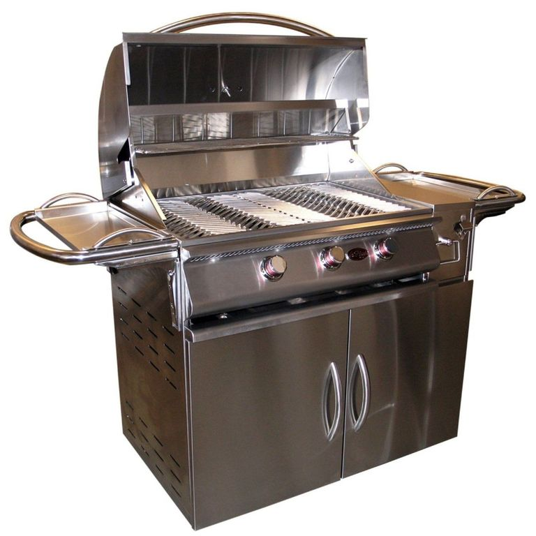 10 Best Gas BBQ Grills for 2017 - Reviews of Outdoor Gas ...