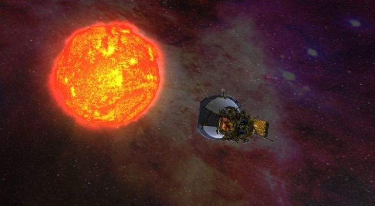 The Robust Cooling System of a NASA Spacecraft Flying Into the Sun's Atmosphere