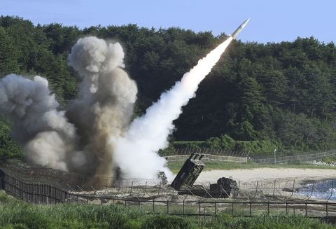 Missile, Vehicle, Smoke, Steam, Cannon,