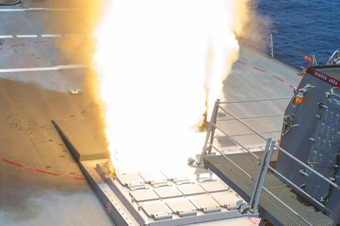 The Navy Needs a Way to Reload Missile Silos at Sea