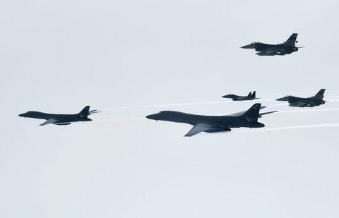 Airplane, Aircraft, Air force, Vehicle, Military aircraft, Aviation, Fighter aircraft, Flight, Air show, Jet aircraft,