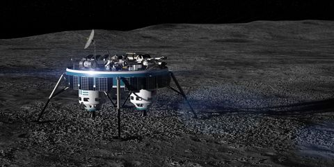 Moon Express Aims for Multiple Lunar Landings, Sample Return Mission By 2020