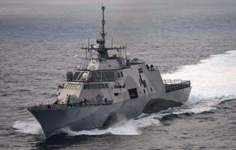 the navy is looking for a new frigate to replace the
