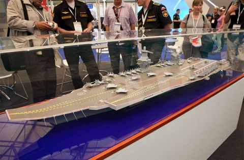 russia s supercarrier isn t happening