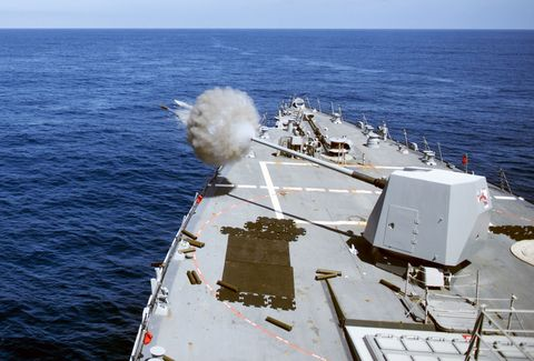 Mach 3 Ammo Will Make Navy Guns Much More Lethal