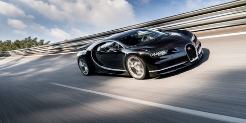 Here's Every New Car On Sale That Goes 200 MPH or Faster