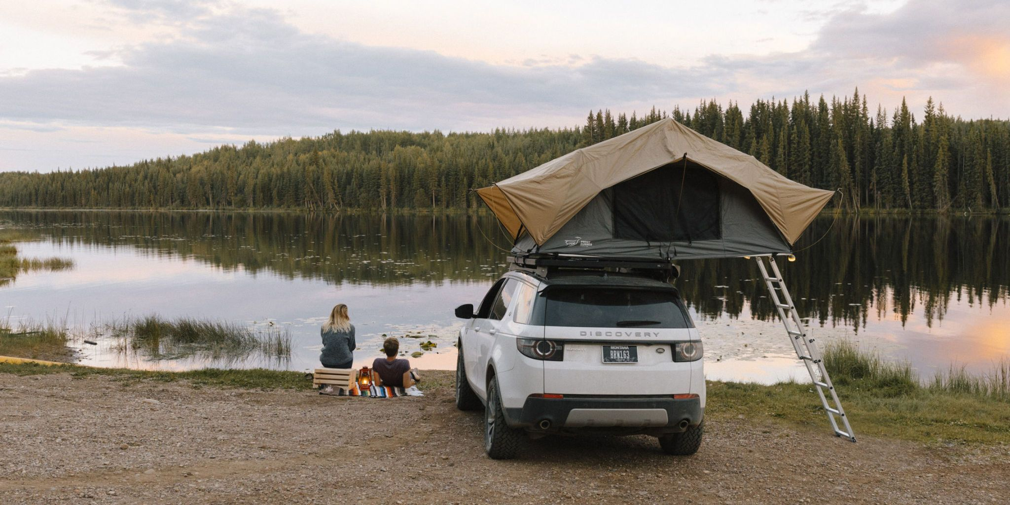 8 Terrific Roof Top Tents That Make Camping a Breeze