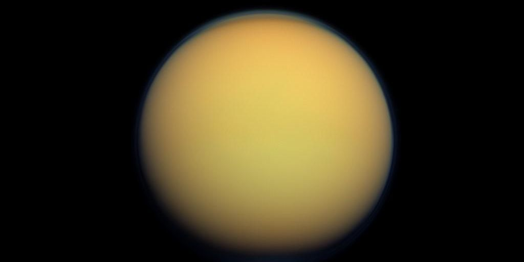 Chemical on Saturn's Moon Titan Could Form Cell Membranes