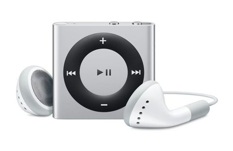 Audio equipment, Electronic device, Product, Mp3 player, Portable media player, Technology, White, Gadget, Electronics, Font,