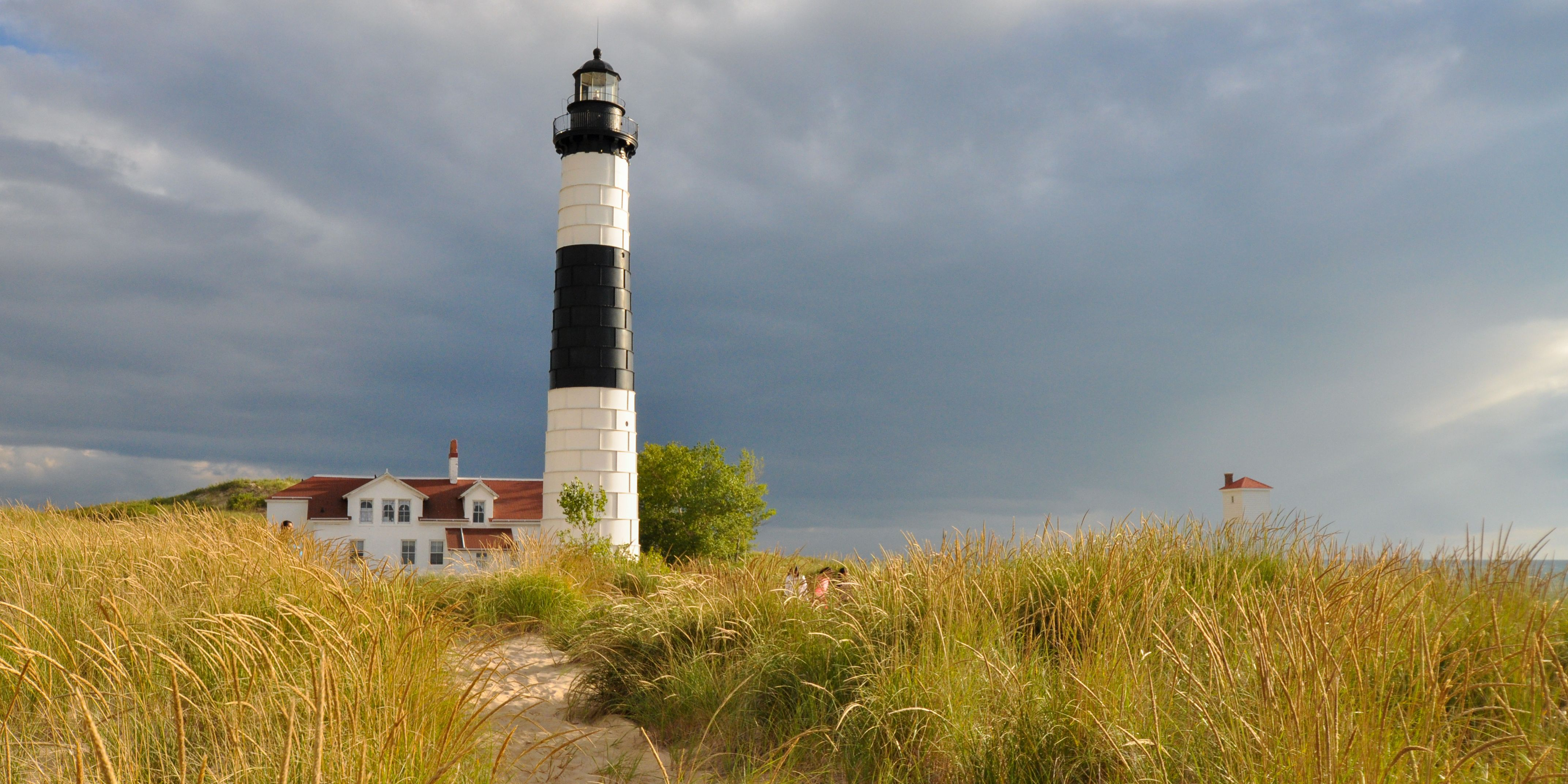"<p>Michigan is home to more lighthouses than any other U.S. state. <a target=""_blank"" href=""http://www.splka.org/"">The Sable Points Lighthouse Keepers Association</a><em data-redactor-tag=""em""> </em>is raising funds to repair Ludington State Park's Big Sable Point Lighthouse—the last of the Great Lakes lighthouses to become electrified.</p>"