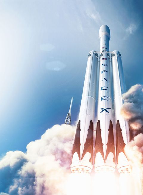 Why the SpaceX Falcon Heavy Rocket Just Might Work