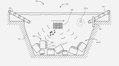 Amazons latest bonkers patent is for underwater warehouses amazon underwater warehouse gumiabroncs Choice Image