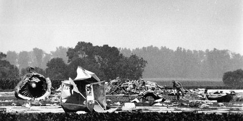 Plane Crash History - 12 Plane Crashes That Changed Aviation