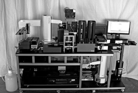 Biofax Machine