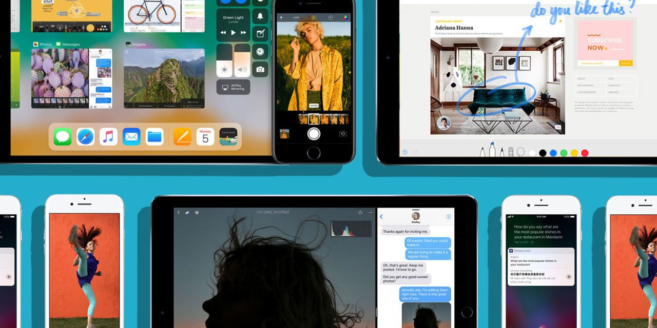 Here Are the iOS 11 Features You Should Be Excited About