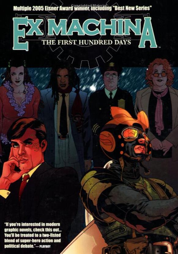 The 30 Best Sci-Fi Comics