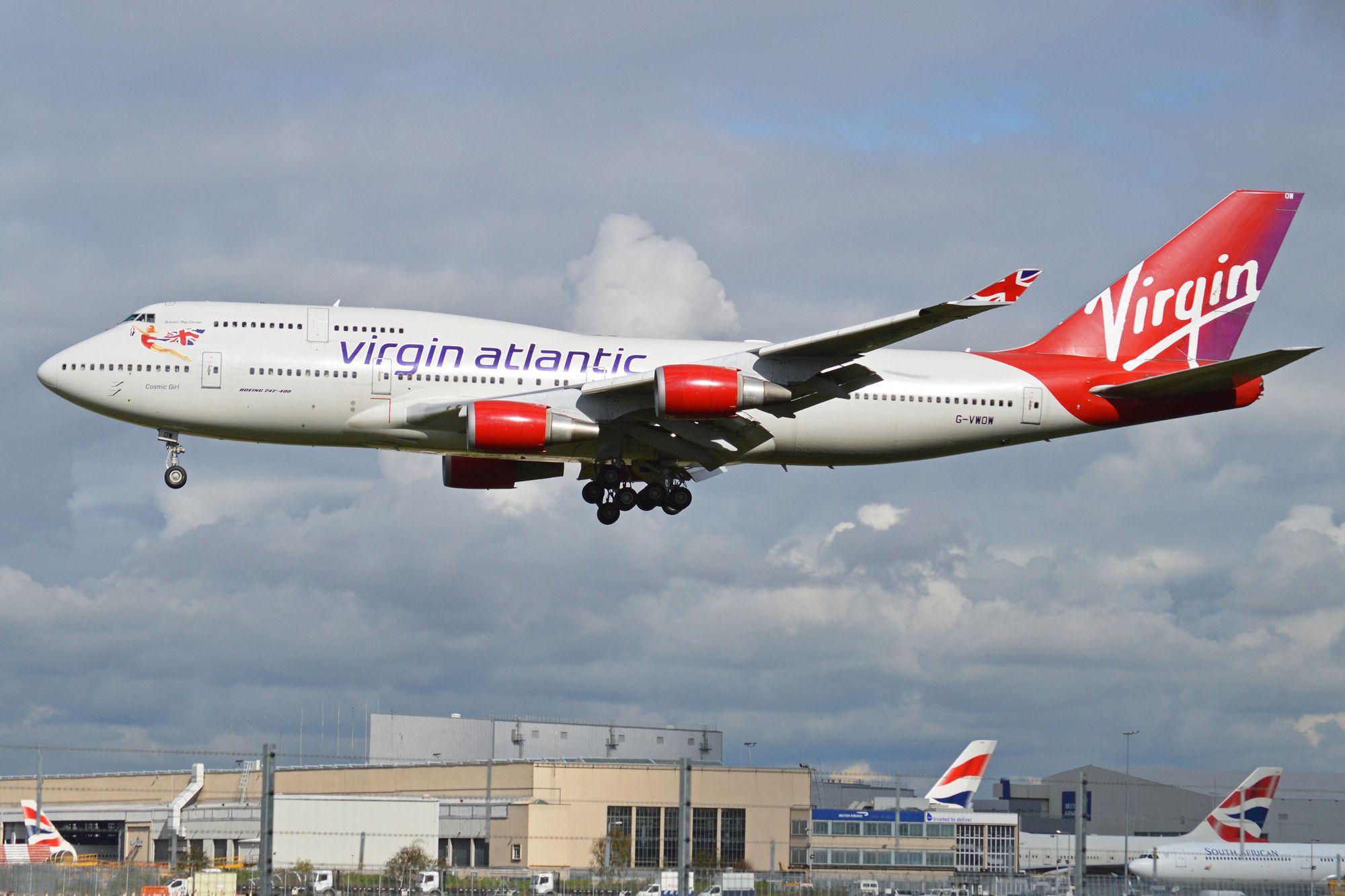 Virgin Orbit Gets Ready to Test Its Rocket-Launching 747