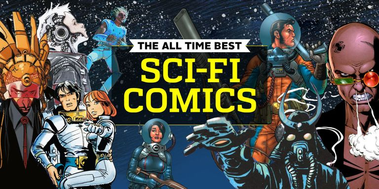 Best Motorcycle Armor >> The 30 Best Sci-Fi Comics