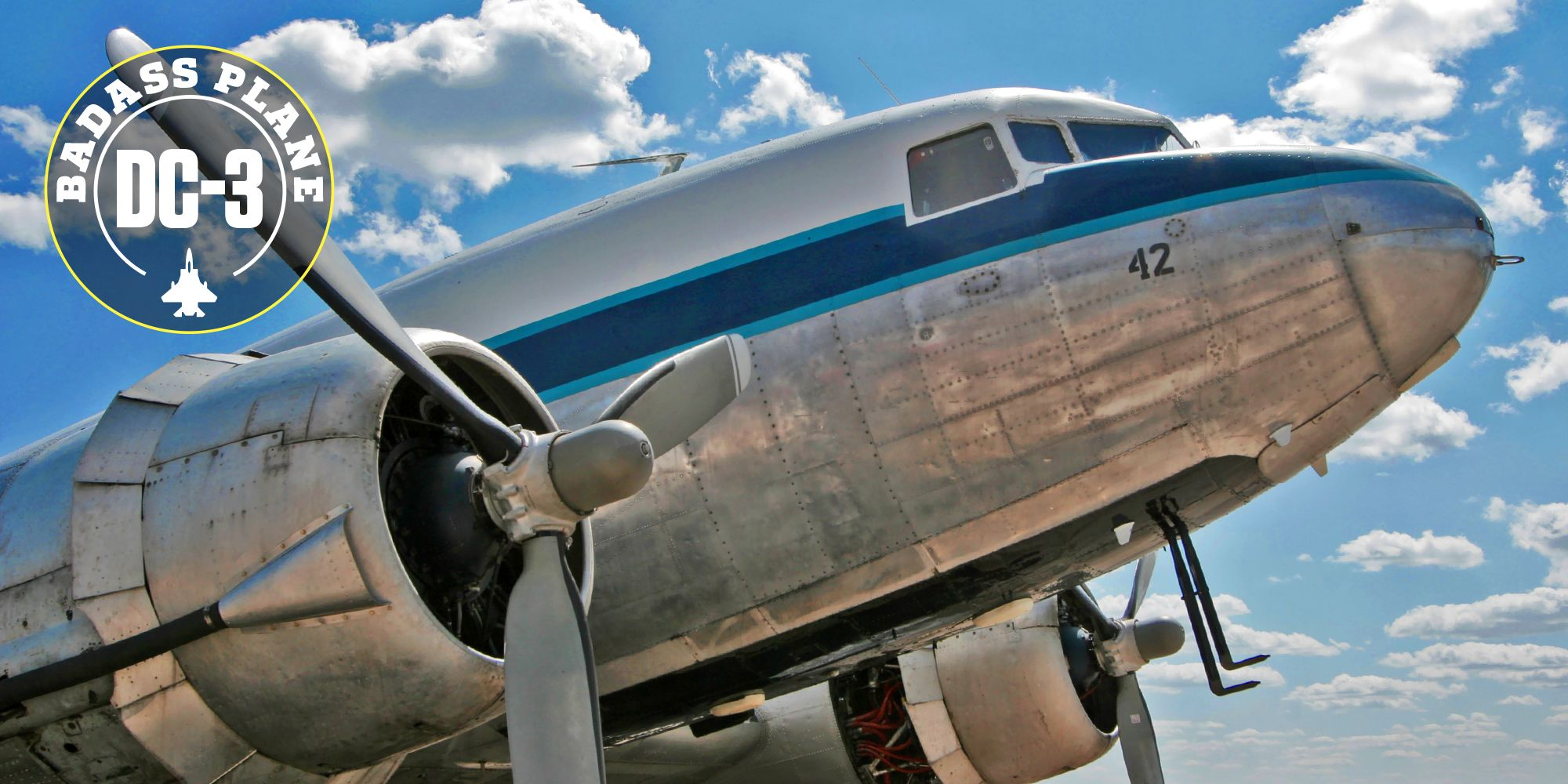 Why The Dc 3 Is Such A Badass Plane Aircraft Wiring Harness Mounting Hardware