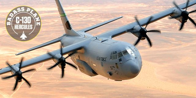 Why the C-130 Is Such a Badass Plane