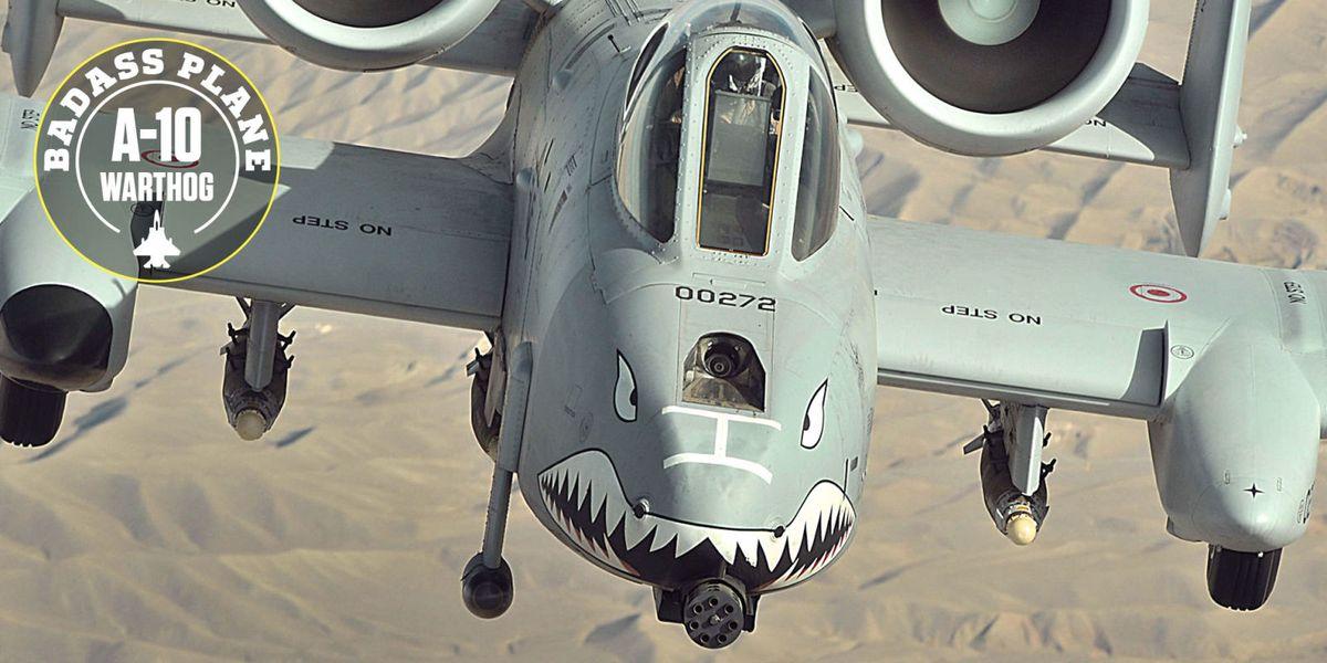 Why the A-10 Warthog Is Such a Badass Plane