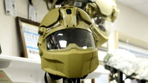 U S Army Troops To Get New Sci Fi Helmet