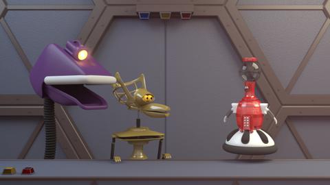 MST3K Robots