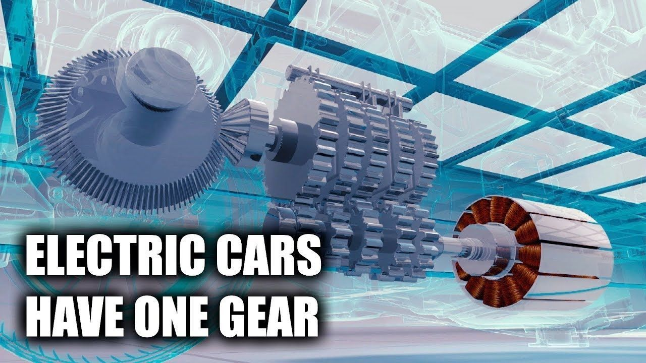 Why Do Electric Cars Have Only One Gear?