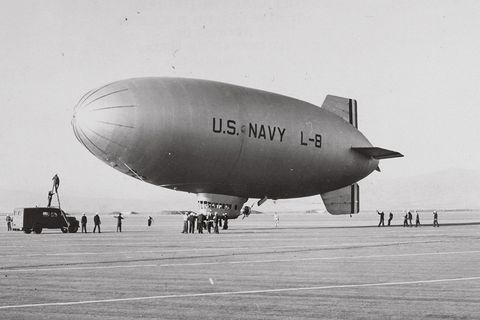 Vehicle, Airship, Blimp, Aircraft, Zeppelin, Aviation, Airplane, Aerostat, Air travel, Flight,