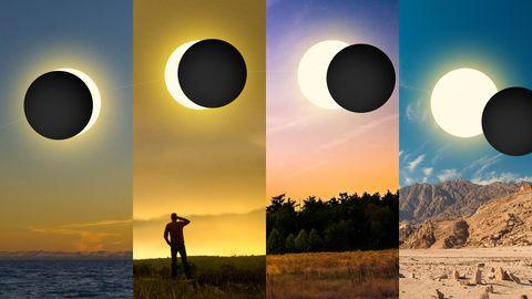 Sky, Horizon, Sun, Sunrise, Atmosphere, Sunset, Photography, Stock photography, Sunlight, Cloud,
