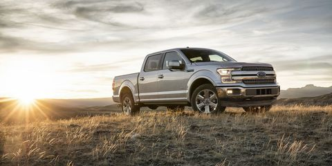 5-Pickup Showdown: Which Truck is King?