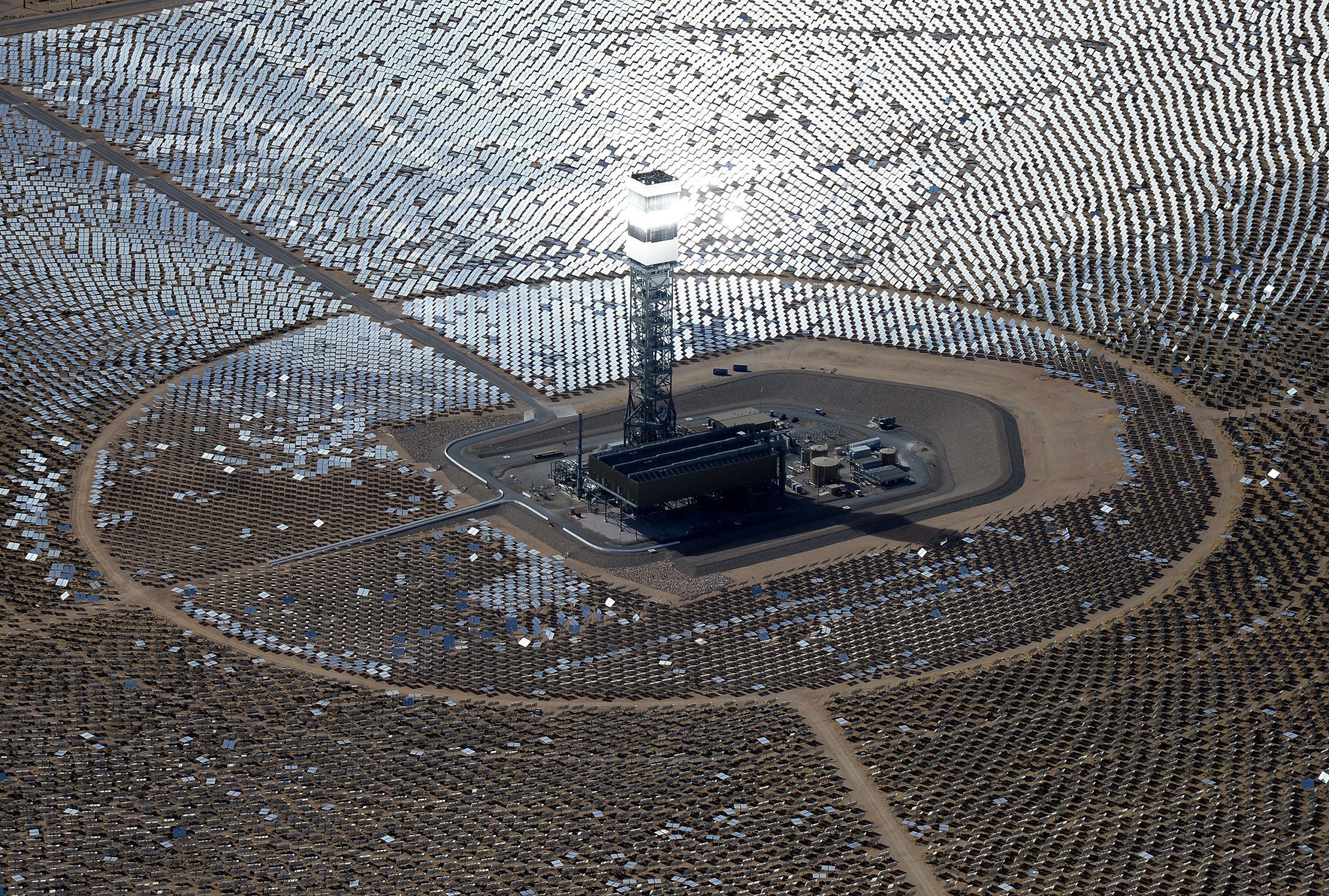South Australia to Build an Enormous Solar Thermal Plant