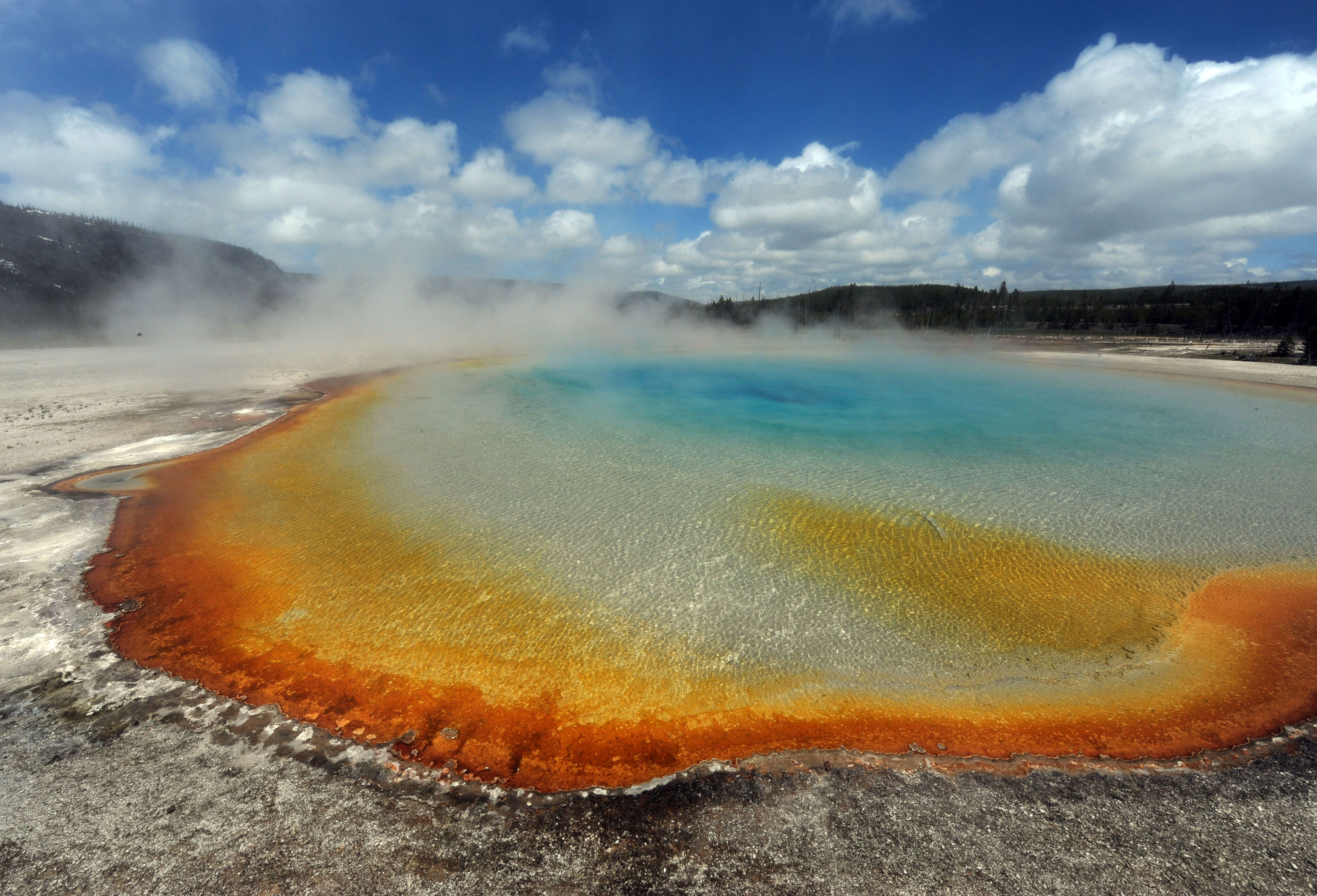NASA to Stop a Doomsday Supervolcano by Stealing its Heat