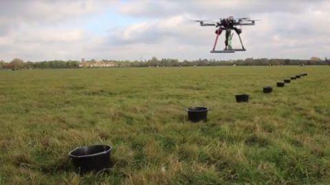 biocarbon engineering drone