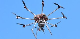 When a Hobby Drone Becomes a Military Sniper