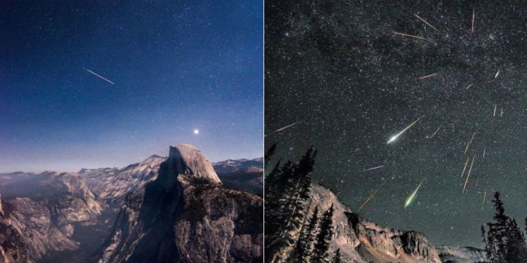 9 Spectacular Photos From This Month's Perseid Meteor Shower