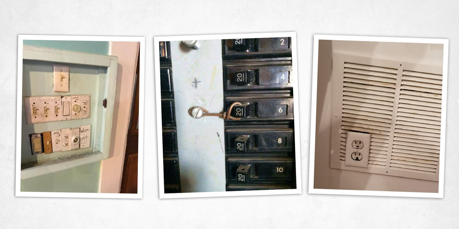 The Diy Renters Guide To Fixing Up Your Place Tips For Wiring Electrical Outlets And Switches Home Repair Ask Inspection Fail